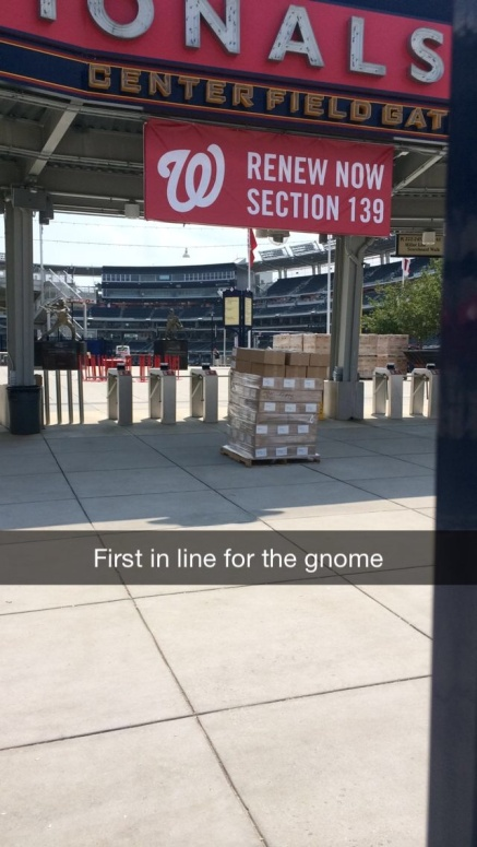 The Gnomes in boxes