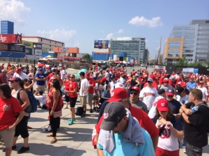 Line for Jayson Werth Garden Gnome (Paul Fritschner)